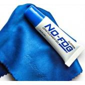 Набор гель против запотевания NO FOG 10мл + салфетка из микрофибры