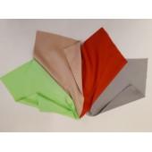 Салфетка Микрофибра цветная однотонная Albinex