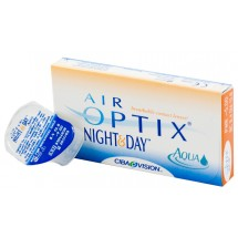 AIR OPTIX Night & Day AQUA (уп/3шт)