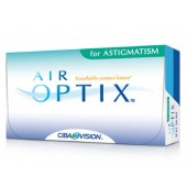 AIR OPTIX for Astigmatism 3шт