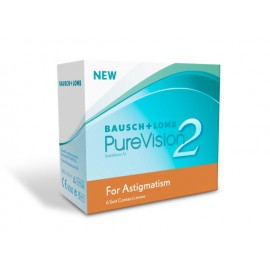 PURE VISION 2 TORIC (for Astigmatism)