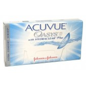 ACUVUE OASYS with HYDRACLEAR Plus (уп/6шт)