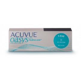 ACUVUE OASYS 1-Day с технологией HydraLuxe однодневные контактные линзы (30 блист./уп)