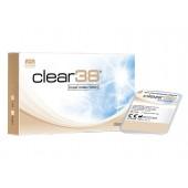 CLEAR 38 UV (уп/6шт.)